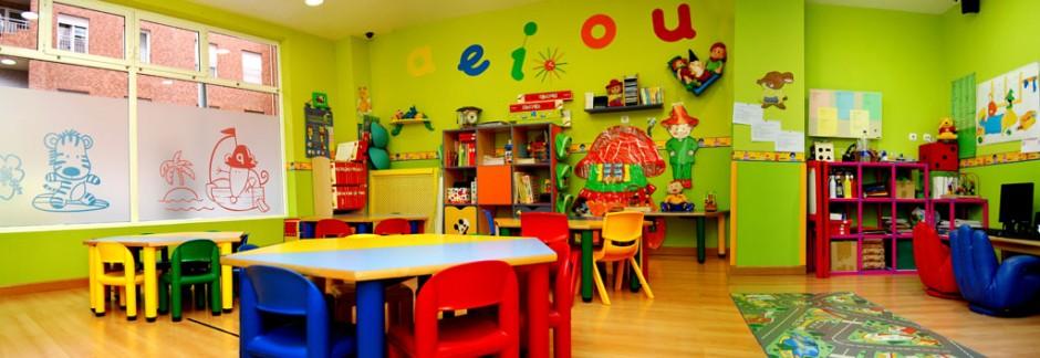 La guarder a y las infecciones en los ni osconsulta de for Adaptacion jardin infantil
